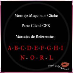 Cliché CFR
