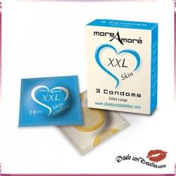 Preservativos Extra Grande XXL