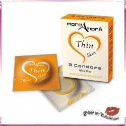Preservativos Ultrafinos 3 ó 12 UDS