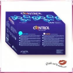 12 Preservativos Control Adapta Nature