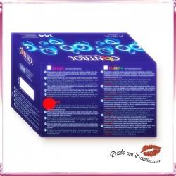 Preservativos Control Sabor fresa