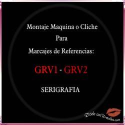 Cliche GRV1 - GRV2