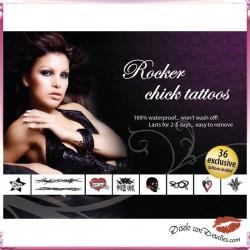 Tatuajes Motivos Roqueros