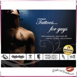 Tatuajes Motivos para Chicos