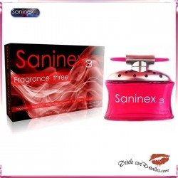 Perfume Saninex 3 Feromonas Unisex 100ml