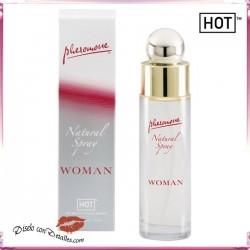 Spray HOT con Feromonas para Mujer 45ml