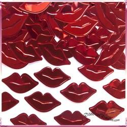 Confettis Labios Rojos 15 gr