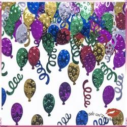 Confettis Globos de Colores 15 gr