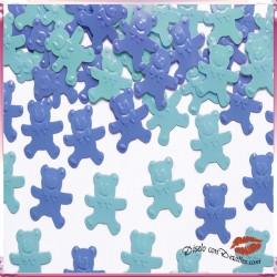 Confettis Osos Tonos Pastel 15 gr