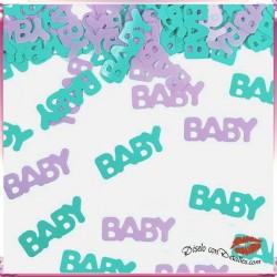 Confettis Baby Tonos Pastel 15 gr