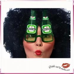 Gafas Botellas de Cerveza