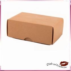 Caja de Cartón Natural