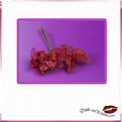 Ramillete Flores Rojas