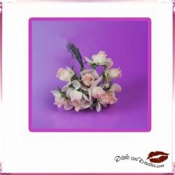 Ramillete 10 Rosas