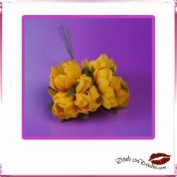 Ramillete Flores Amarillas