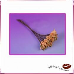 Ramillete Flores Salmon