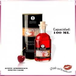 Aceite Masaje Shunga Afrodisiaco 10 Sabores
