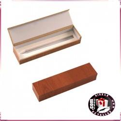 Caixa de madeira para caixas