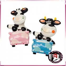 Imanes Vacas de Resina