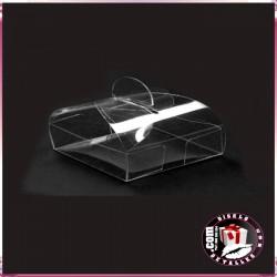 Caja de Acetate Transparente 10 x 10
