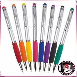 Boligrafo Puntero Siluet Solid Colores 13,6 cm