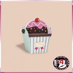 Cajas Cartón Cupcakes