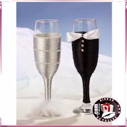 Copas Champagne para Bodas