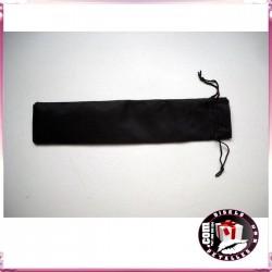 Bolsas de Algodón Negro 23 cm