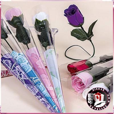 Rosas de Jabón Perfumadas