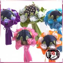 Bouquets Pequeños para Alfileres