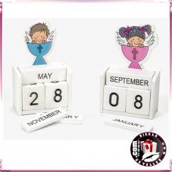 Calendario Comunión