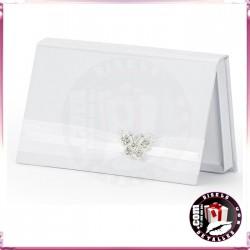 Caja Porta-Billetes con Mariposa