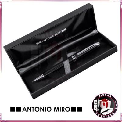 Bolígrafo Metal Antonio Miró