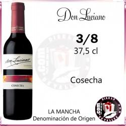 Vino Don Luciano LA MANCHA  3/8 Cosecha