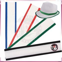 Cintas Rayas para Sombreros Personalizables