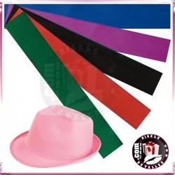 Cintas Poliester de Colores para Sombreros Personalizables