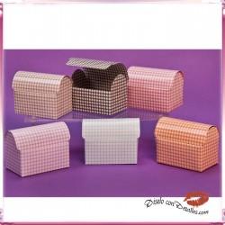 Caja de Cartón Cofre