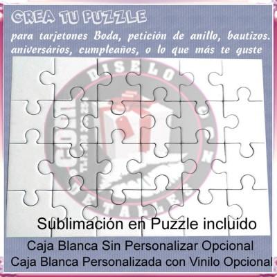 Puzzle 24 piezas Alta calidad Con Caja