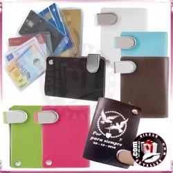 Porta-Cartões Luxe