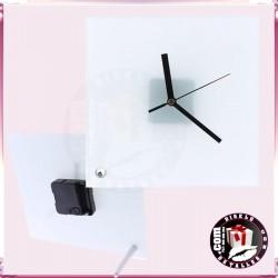 Reloj Cristal 20 x 20 cm Personalizado