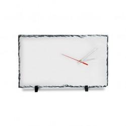 Portafotos Reloj de Piedra 39 x 24 cm