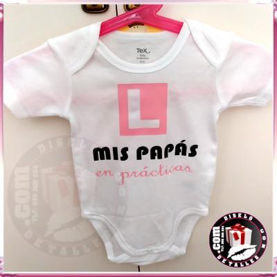 Body Bebé - Papás en Practicas