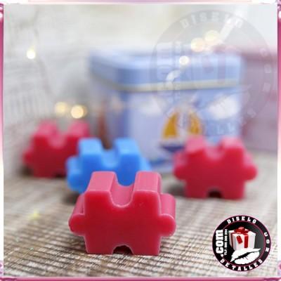 Jabón Puzzle Geranio