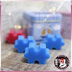 Jabón Puzzle Lilas