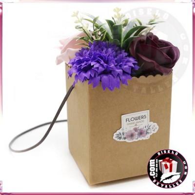Bouquet Flores de Jabón de Verano