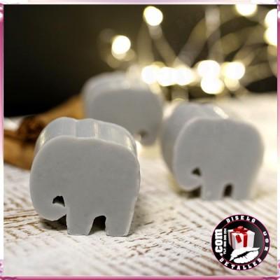 Jaboncitos de los Deseos Elefante Canela