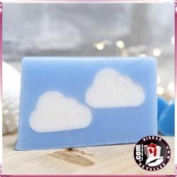 Design de Sabão Nuvem - Jasmim