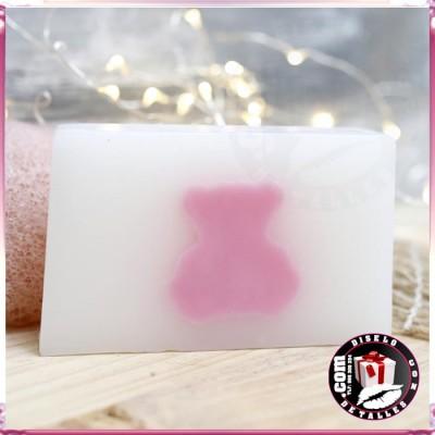 Jabón Diseño Osito Rosa - Jazmín