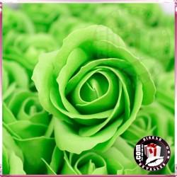 Rosas de Jabón Packs 50 uds Verde