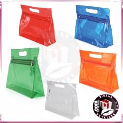 Neceser Plástico Transparente